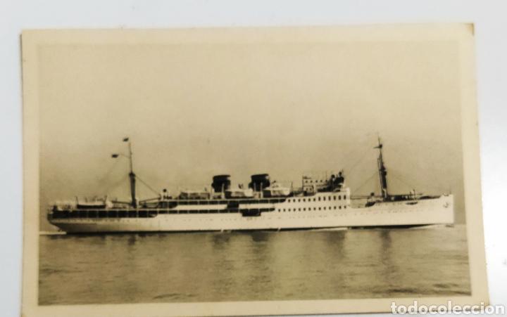 Postales: 5 Postales del Barco ciudad de Cadiz Años 30 - Foto 2 - 238530285