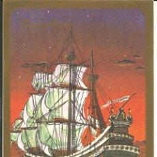 Postales: POSTAL BARCO *EL GALEÓN* - EDIC. JC - 1989. Lote 241126100