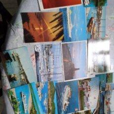 Postales: 90 POSTALES * BARCOS - BARCAS - ETC * ( LOTE Nº 119 ). Lote 241946090