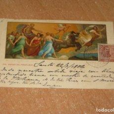 Postales: POSTAL DE PIROSCAFO. Lote 244854435