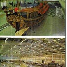 Cartes Postales: 10 POSTALES * MUSEO DE LA MARINA * LISBOA. Lote 245056335