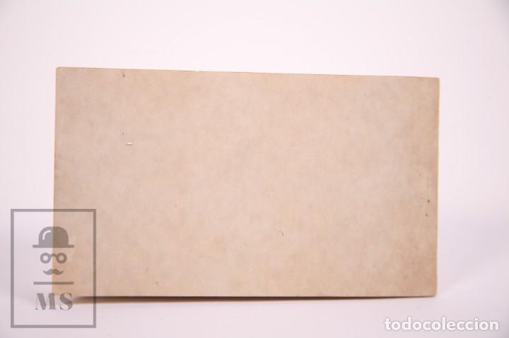 Postales: Taco de 8 Postales - Sociedad Española de Construción Naval - Sevilla Barcelona - Año 1929 - Foto 10 - 261228590