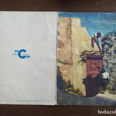 Postales: ANTIGUO MENU DE BARCO FEDERICO C , RAFFAELLO SERNESI. Lote 263248140