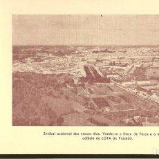 Postales: PORTUGAL ** & POSTAL, ZONA OCCIDENTAL, MUELLE PESQUERO Y SUBASTA DE PESCADO (2). Lote 263808205