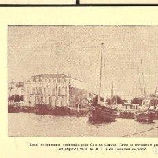 Postales: PORTUGAL ** & POSTAL, ANTIGUO MUELLE DE CARBÓN (4). Lote 263808520