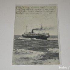 Postales: POSTAL INFANTA ISABEL DE BORBON , PROPAGANDA PATRIOTICA , CIRCULADA 1931. Lote 267593444