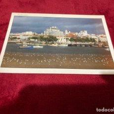 Postales: POSTAL VISTA PUERTO PESQUERO PORTIMAO. Lote 268956209