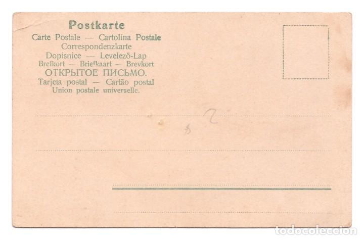Postales: TARJETA POSTAL TEMÁTICA - VELEROS - CIRCULADA - Foto 2 - 276967618