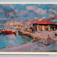 Postales: 1970S FISHERMEN VILLAGE BAY IN SEVASOPOL NY KOROVIN SOVIET USSR POSTCARD - KOROVIN K.A.. Lote 278738748