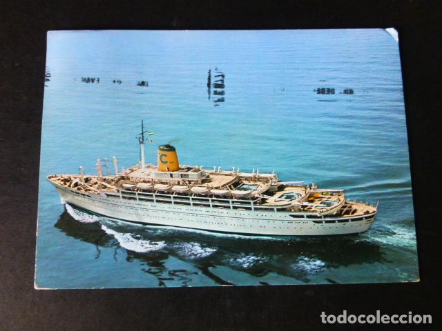 FEDERICO C (Postales - Postales Temáticas - Barcos)