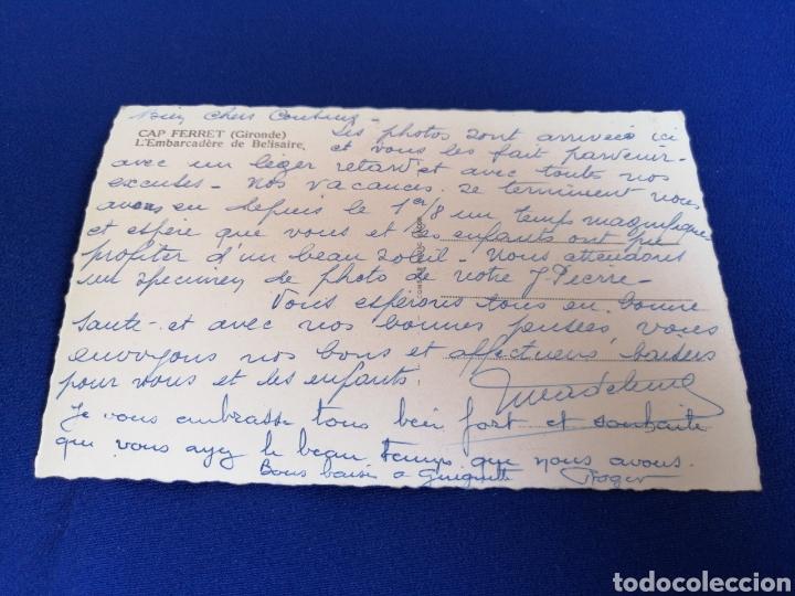 Postales: L EMBARCADERE DE BELISAIRE (GIRONDE) FRANCIA - Foto 2 - 287309413