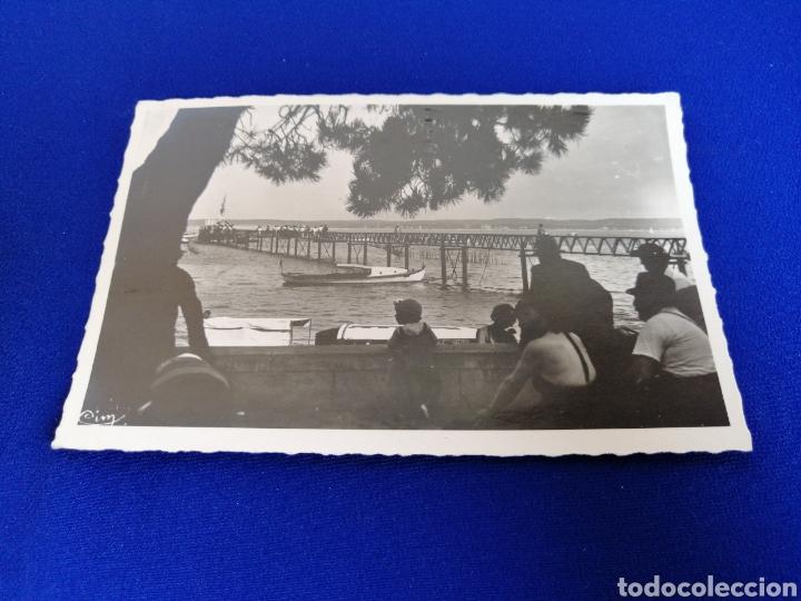 L 'EMBARCADERE DE BELISAIRE (GIRONDE) FRANCIA (Postales - Postales Temáticas - Barcos)