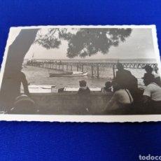 Postales: L 'EMBARCADERE DE BELISAIRE (GIRONDE) FRANCIA. Lote 287309413
