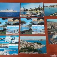 Postales: POSTALES ANTIGUAS BARCOS 8 UND. VER FOTOS Y DESCRIPCIÓN .. Lote 288650958