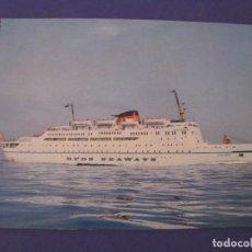 Postales: POSTAL DE MOTONAVE MOTONAVE DANA SIRENA. DFDS SEAWAYS.. Lote 296618058