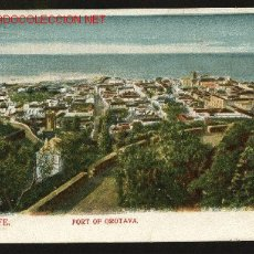 Postales: TENERIFE. PORT OF OROTAVA. NOBREGAS ENGLISH BAZAR NO. 20. NUEVA. Lote 23080248