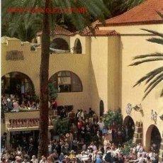 Postales: PUEBLO CANARIO, LAS PALMAS DE GRAN CANARIA. Lote 22113739
