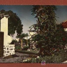 Postais: ISLAS CANARIAS. Nº 17. LAS PALMAS DE GRAN CANARIA. UN RINCÓN DEL PARAÍSO. ED. JUNTA DEL TURISMO. Lote 22887509