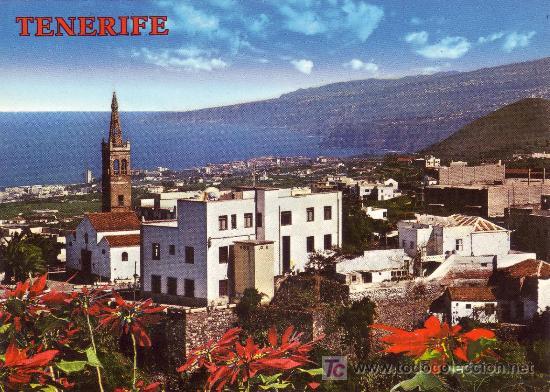 POSTAL DE TENERIFE, LOS REALEJOS. (Postales - España - Canarias Moderna (desde 1940))