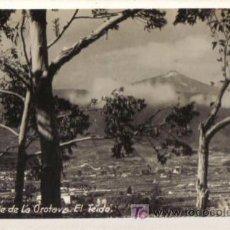 Postais: TARJETA POSTAL DE TENERIFE. VALLE DE LA OROTAVA. EL TEIDE.. Lote 21743774