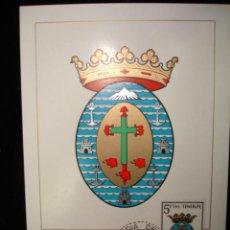 Postales: SANTA CRUZ DE TENERIFE. Lote 18199509