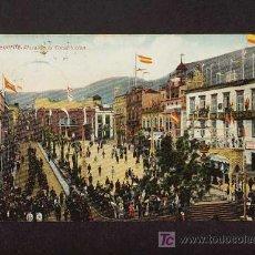 Postales: POSTAL DE TENERIFE: PLAZA DE LA CONSTITUCION (MAISON ALEXANDRE NUMN.2537) (ANIMADA). Lote 3332576