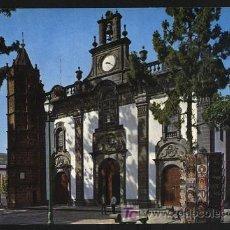Postales: POSTAL - FACHADA DE LA BASÍLICA DE NTRA. SEÑORA DEL PINO( GRAN CANARIA ) SIN ESCRIBIR. Lote 3685661