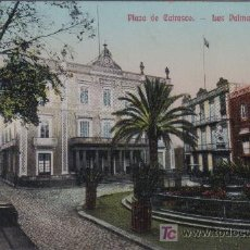 Postales: PLAZA DE CAIRASCO - GRAN CANARIA - LAS PALMAS.-. Lote 25845215
