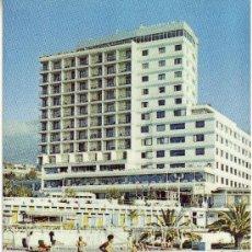 Postales: POSTAL DE TENERIFE, CANARIAS. HOTEL LAS VEGAS AÑO 1963. Lote 3795160