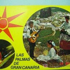Postales: 8127 LAS PALMAS DE GRAN CANARIA MIRA MAS POSTALES DE ESTA CIUDAD EN MI TIENDA TC COSAS&CURIOSAS. Lote 3818559