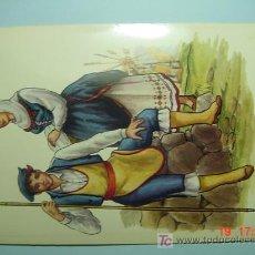 Postales: 4781 CANARIAS LA PALMA PUNTALLANA TRAJES TIPICOS - MIRA MAS POSTALES SIMILARES EN COSAS&CURIOSAS. Lote 5070888