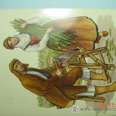 Postales: 4788 CANARIAS LA PALMA PUNTAGORDA TRAJES TIPICOS - MIRA MAS POSTALES SIMILARES EN COSAS&CURIOSAS. Lote 5070896