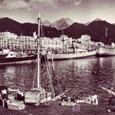 Postales: POSTAL FOTOGRAFICA DE SANTA CRUZ DE TENERIFE-PUERTO,MUELLE DE PESCADORES.. Lote 21341124