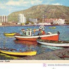 Postales: POSTAL DE TENERIFE, CANARIAS.LOS CRISTIANOS.. Lote 4295098
