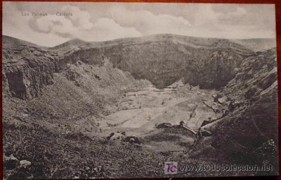 POSTAL LAS PALMAS (Postales - España - Canarias Antigua (hasta 1939))