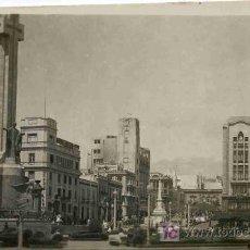Postales: POSTAL DE TENERIFE Nº4, PLAZA DE ESPAÑA Y MONUMENTO A LOS CAIDOS CIRCULADA. Lote 4802500