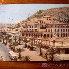 Postales: SANTA CRUZ DE TENERIFE. HOTEL MENCEY.. Lote 4822030