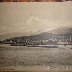 Postales: SANTA CRUZ DE TENERIFE,VISTA. Lote 13903451
