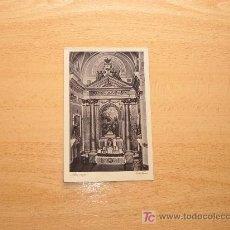 Postales: ALTAR MAYOR,CAMILLERI. Lote 17722389