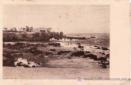 PUERTO OROTAVA,TENERIFE.CONVENTO SANTO DOMINGO. NO CIRCULADA (Postales - España - Canarias Antigua (hasta 1939))
