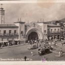 Postales: POSTAL FOTOGRAFICA DE SANTA CRUZ DE TENERIFE.MERCADO NTRA.SRA DE AFRICA. FOTO BAENA.. Lote 24708210