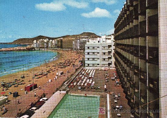 Las Palmas De Gran Canaria Hotel Cristina Y Pl Kaufen Postkarten