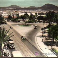 Postales: POSTAL DE PUERTO DE LA LUZ - LAS PALMAS - PARQUE DE SANTA CATALINA. Lote 9606263