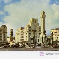 Postales: POSTAL PANORAMICA DE ESPAÑA. SERIE III Nº 114 CANARIAS. TENERIFE. PLAZA DE JOSE ANTONIO. . Lote 27372462