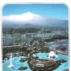 Postales: TENERIFE - LAGO MARTIANEZ Y TEIDE **** CIRCUALDA 1992. Lote 7247681
