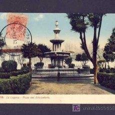 Postales: POSTAL DE SANTA CRUZ DE TENERIFE: LA LAGUNA: PLAZA DEL ADELANTADO (NOBREGA 'S NUM.3200). Lote 7463761