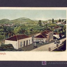 Postales: POSTAL DE SANTA CRUZ DE TENERIFE (ED.ENGLISH BAZAR NUM.17) (ANIMADA). Lote 7463910