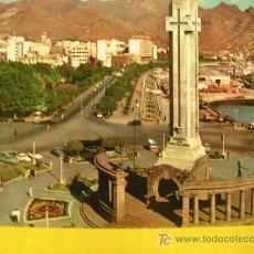 Postales: + POSTAL SANTA CRUZ DE TENERIFE 1967 CIRCULADA. Lote 7667126