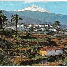 Postales: VALLE DE LA OROTAVA Y TEIDE (TENERIFE). EDITORIAL FARDI(BARCELONA). Lote 7829086