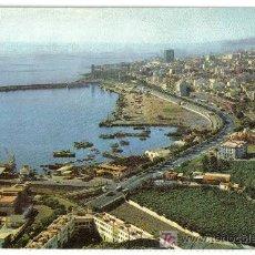 Postales: VISTA PANORAMICA DE LA BAHIA Y CIUDAD. SANTA CRUZ DE TENERIFE. EDITORIAL FARDI(BARCELONA). Lote 7829091